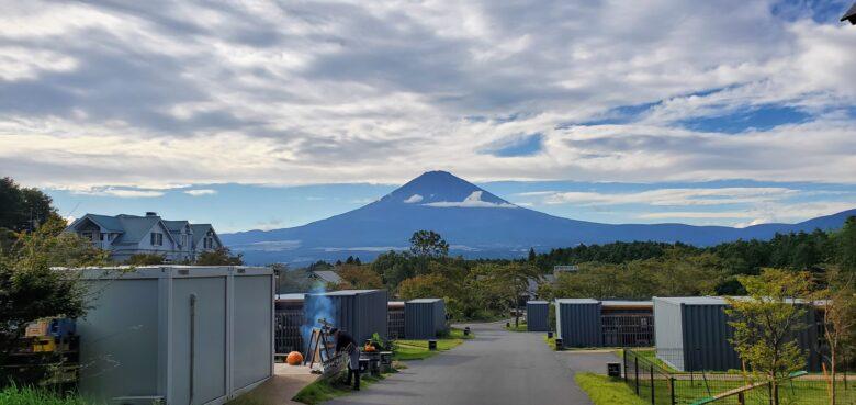 藤乃煌 富士御殿場 富士山が目の前!