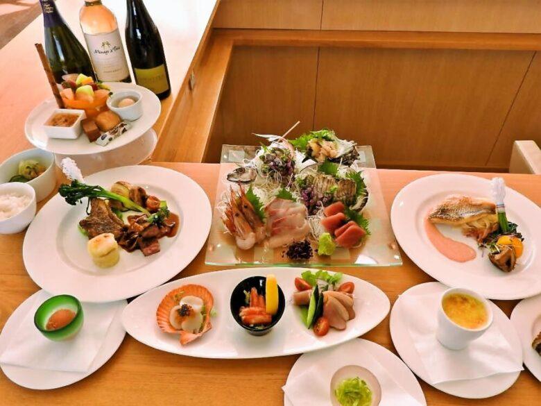 箱根「凛香」ディナー