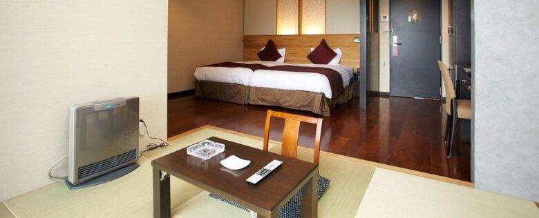 箱根「凛香」客室内写真