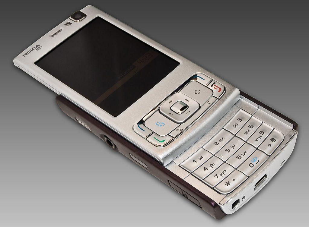 NOKIA N95の画像