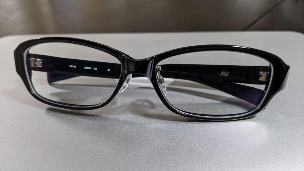 999.9の眼鏡NP-16の写真その1
