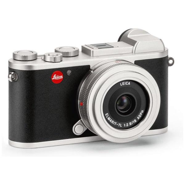 Leicaのカメラの画像。